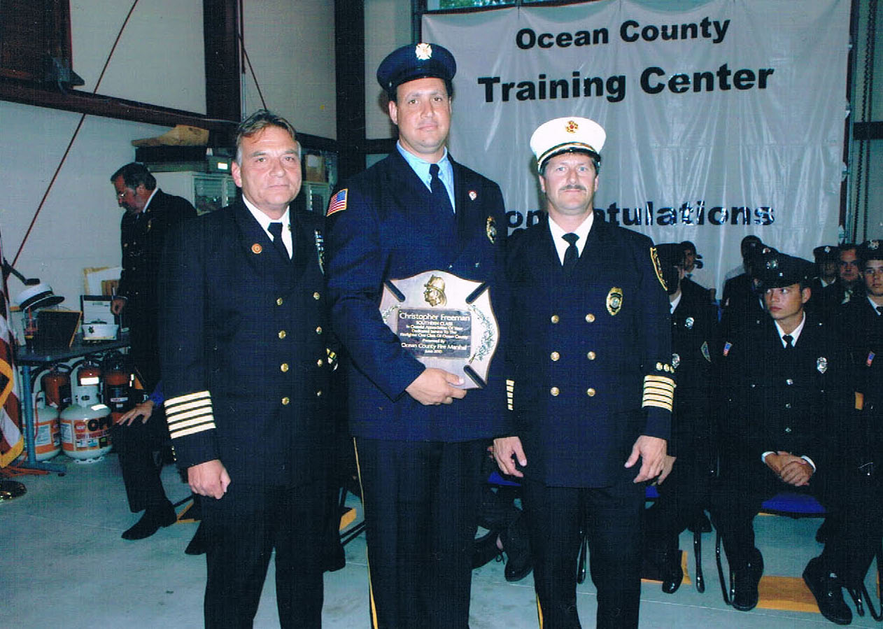 FF1 Graduation at the OCFA